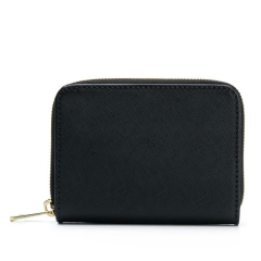 saffiano leather women coin purse wallet