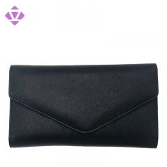 China wholesale new high quality cheap PU leather women long clutch phone wallet ladies