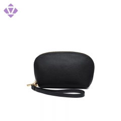 Guangzhou factory high quality elegant mini ladies grain leather chain evening clutch bag